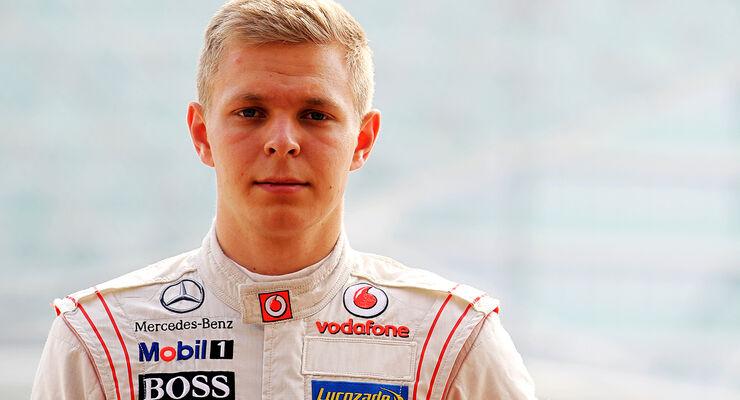 Kevin Magnussen - McLaren