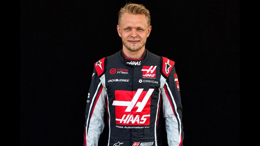 Kevin Magnussen - Porträt - Formel 1 - 2018