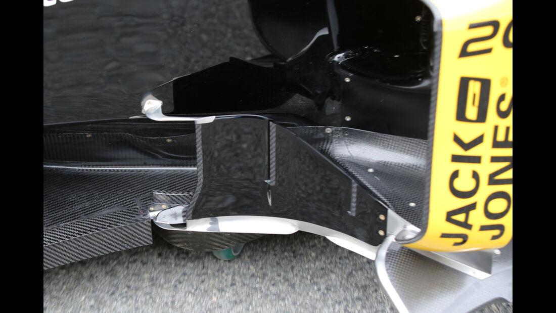 Kevin Magnussen - Renault F1 - Formel 1 - Test - Barcelona - 2. März 2016