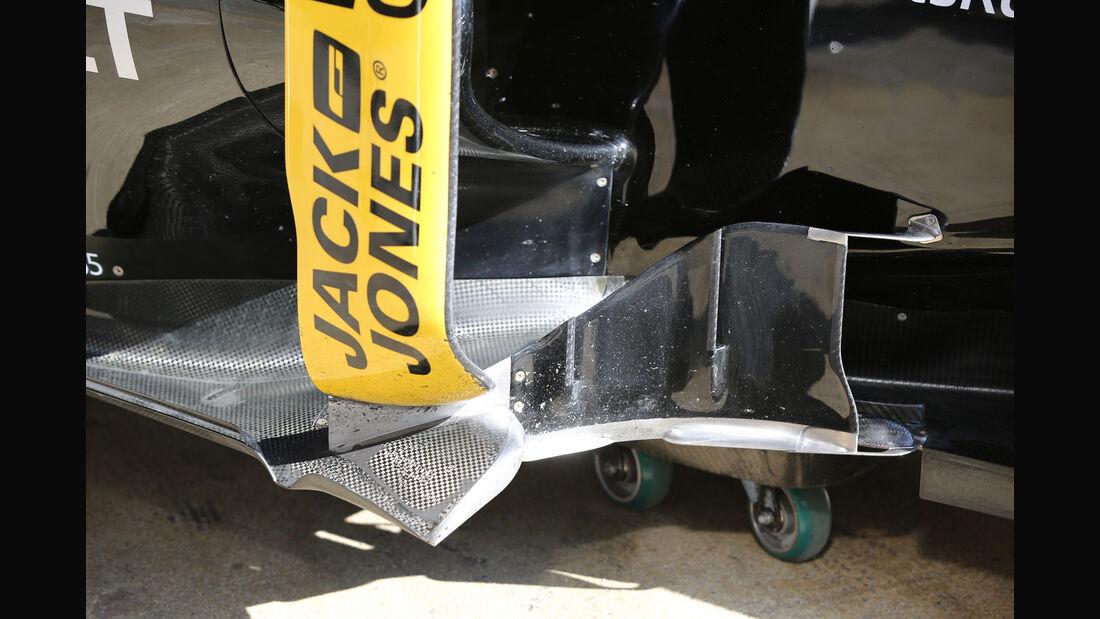 Kevin Magnussen - Renault F1 - Formel 1-Test - Barcelona - 25. Februar 2016