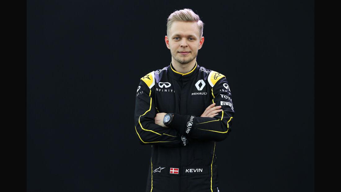 Kevin Magnussen - Renault - Formel 1 - 2016