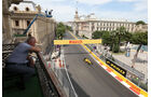 Kevin Magnussen - Renault - Formel 1 - GP Aserbaidschan - Baku - 17. Juni 2016