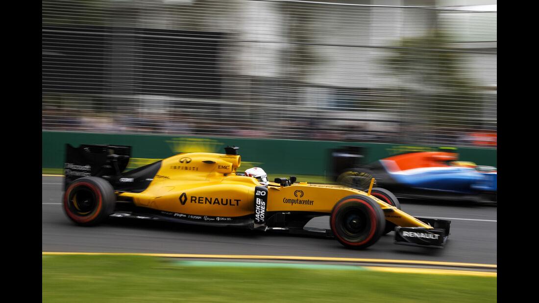 Kevin Magnussen - Renault - Formel 1 - GP Australien - Melbourne - 19. März 2016