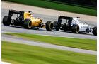 Kevin Magnussen - Renault - Formel 1 - GP Deutschland - Hockenheim - 29. Juli 2016