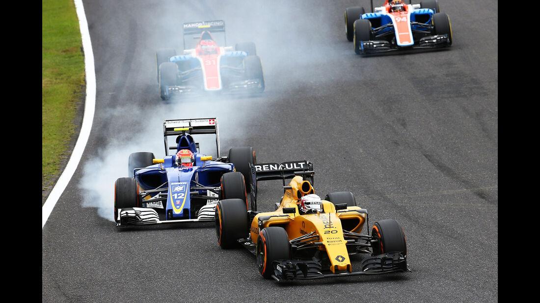 Kevin Magnussen - Renault - Formel 1 - GP Japan 2016 - Suzuka