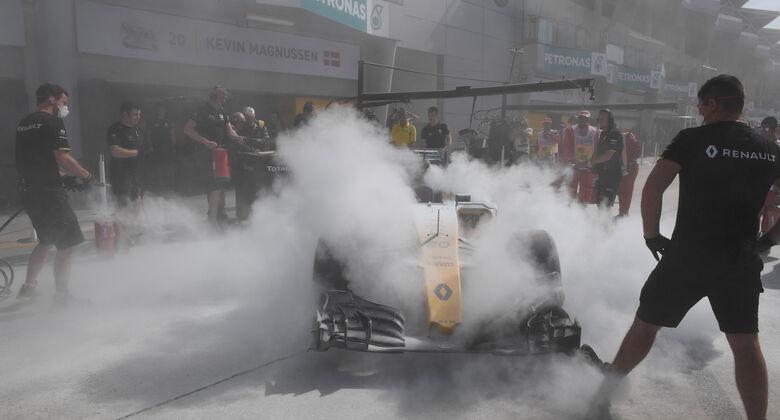 Renault-Feuerwerk