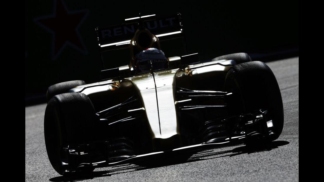 Kevin Magnussen - Renault - Formel 1 - GP Mexiko - 29. Oktober 2016