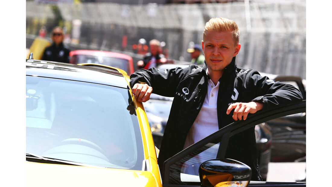 Kevin Magnussen - Renault - Formel 1 - GP Monaco - 27. Mai 2016