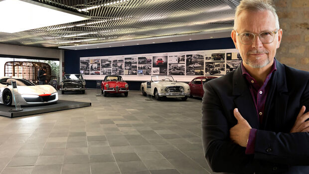 Kevin Rice Designer Chief Creative Officer Pininfarina