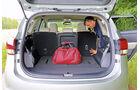 Kia Carens 1.6 GDi, Kofferraum