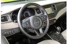 Kia Carens 1.6 GDi, Lenkrad