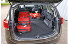 Kia Carens 1.7 CRDi, Kofferraum, Ladefläche