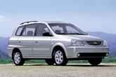 Kia Carens 2.Generation 2002-2006