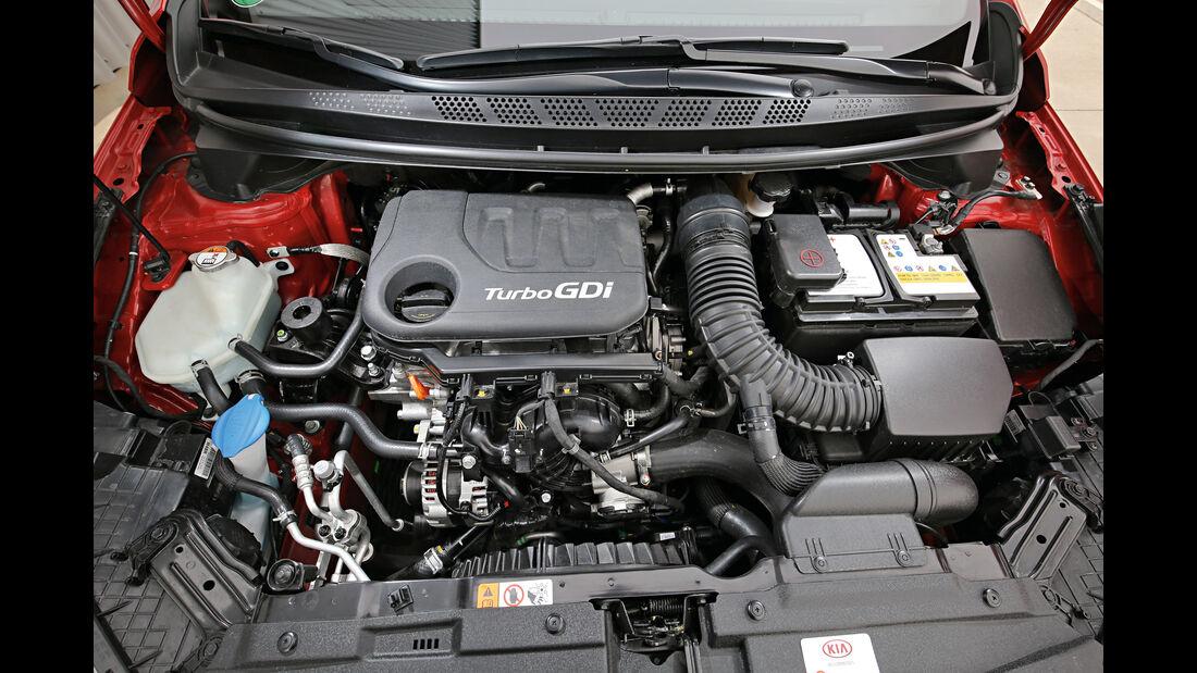 Kia Cee'd 1.0 T-GDI, Motor