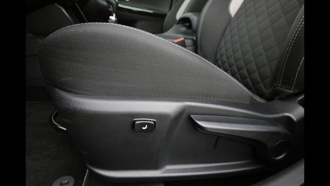 Kia Cee'd 1.0 T-GDI, Sitzverstellung