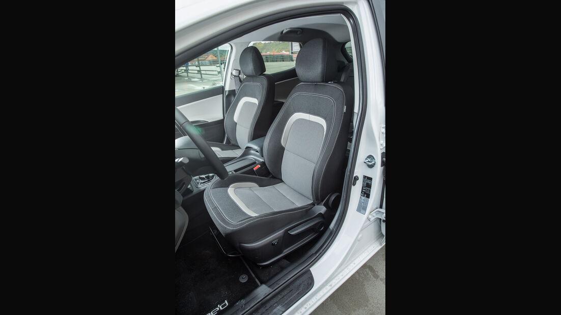 Kia Cee´d 1.6 CRDi, Fahrersitz