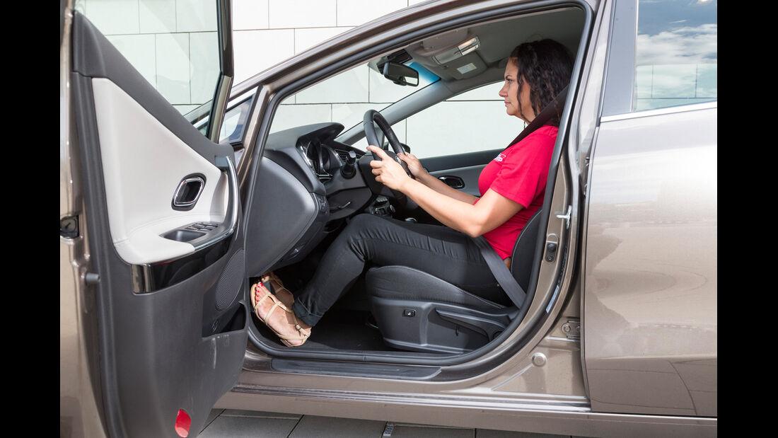 Kia Cee´d 1.6 GDI, Fahrersitz