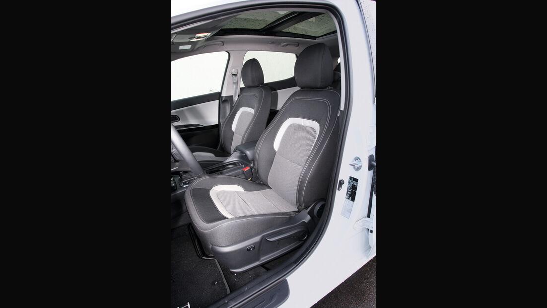 Kia Cee´d 1.6 GDI Spirit, Fahrersitz