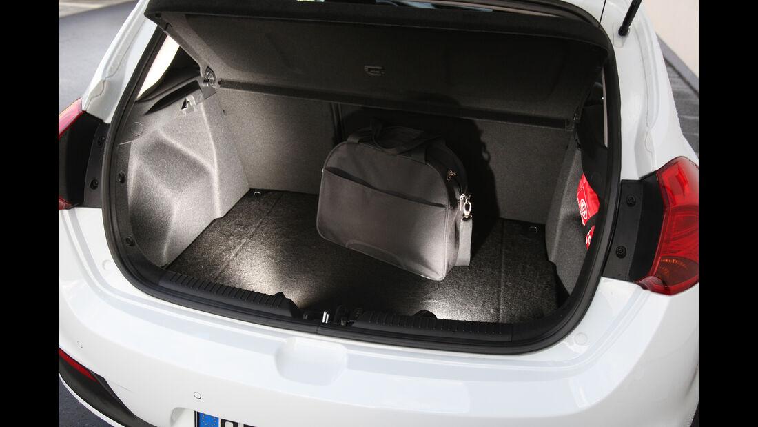 Kia Cee´d 1.6 GDI Spirit, Kofferraum