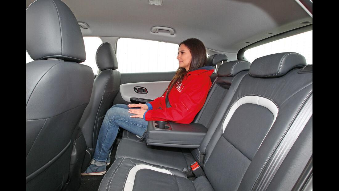 Kia Cee'd 1.6 GDi ISG Spirit, Kofferraum