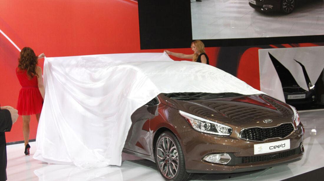 Kia Cee'd Auto-Salon Genf 2012