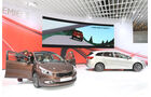 Kia Cee'd, Automobilsalon Genf 2012, Messe
