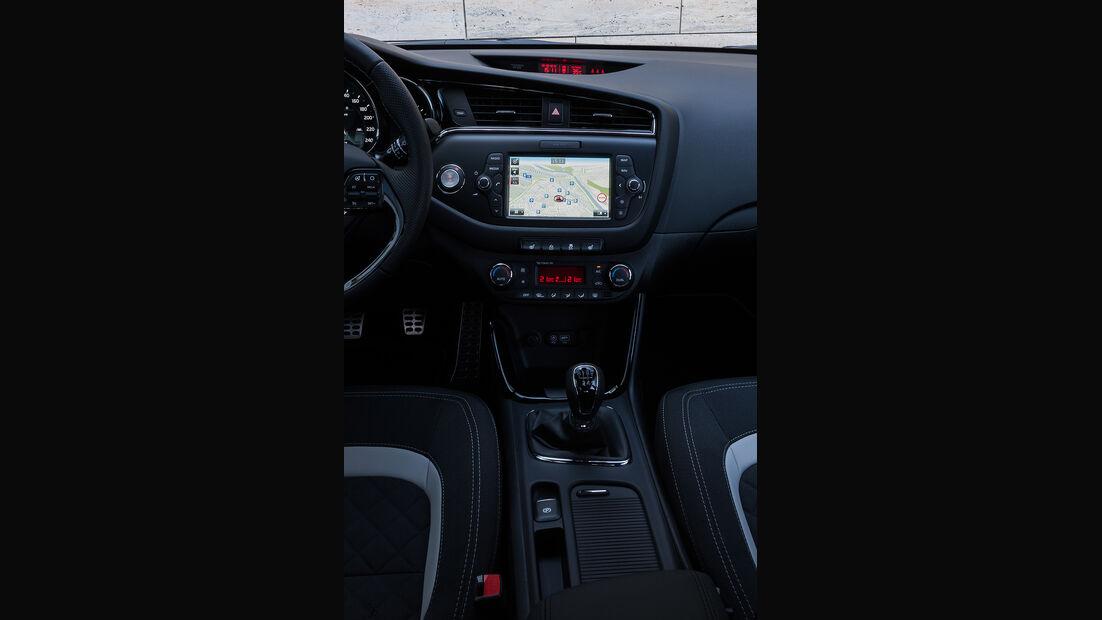 Kia Cee'd, Facelift, Fahrbericht, Kia Ceed