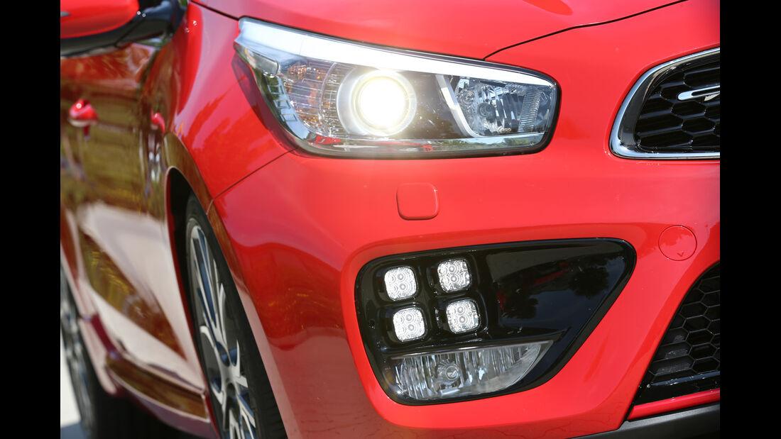 Kia Cee'd GT, Frontscheinwerfer
