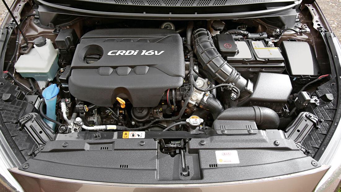 Kia Cee'd, Motor, 1,6-Liter-Diesel