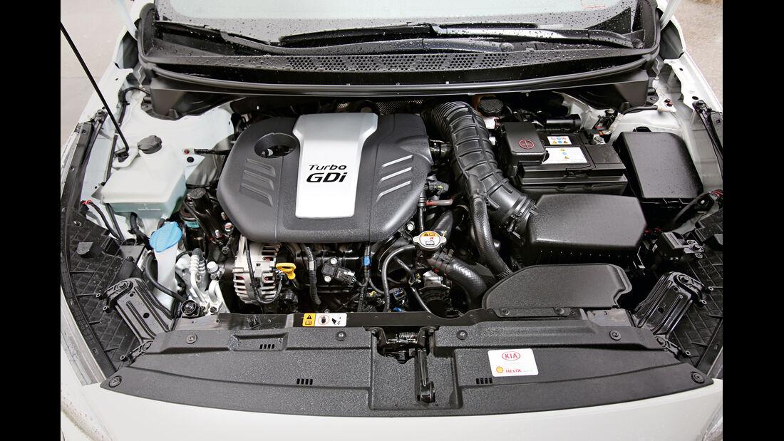 Kia Cee'd, Motor, 1.6 Turbo