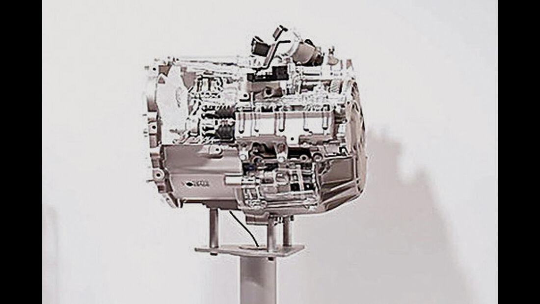Kia Cee'd, Motor