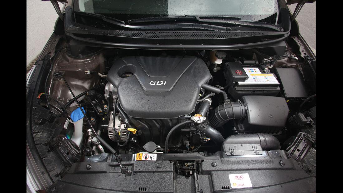 Kia Cee´d SW 1.6 GDI, Motor