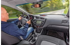 Kia Cee´d Sportswagon 1.6 CRDI, Cockpit