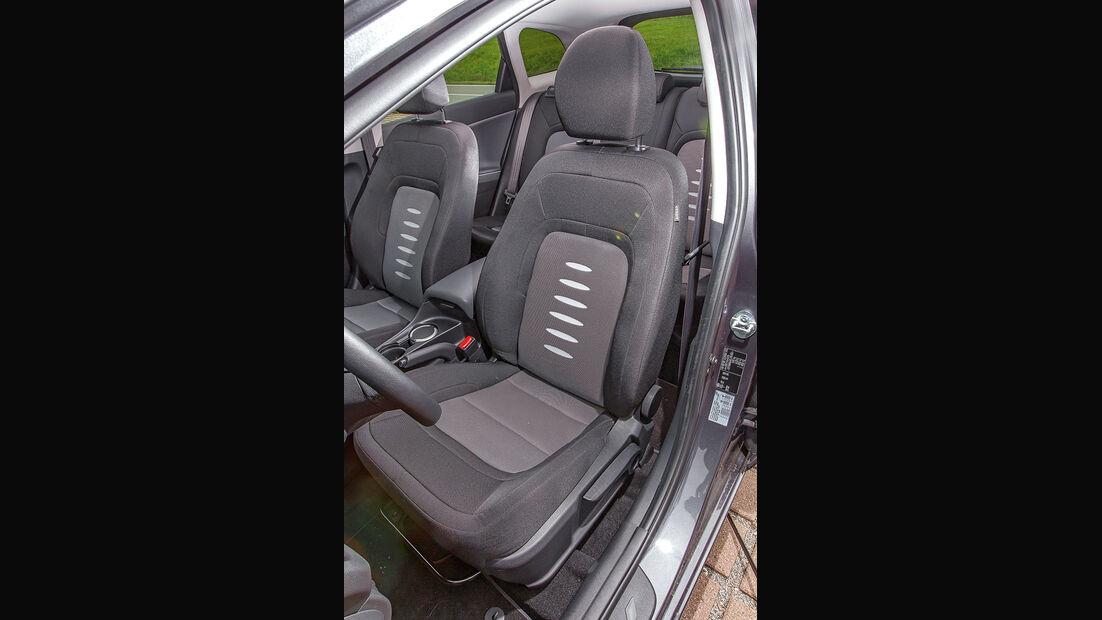 Kia Cee´d Sportswagon 1.6 CRDI, Sitze