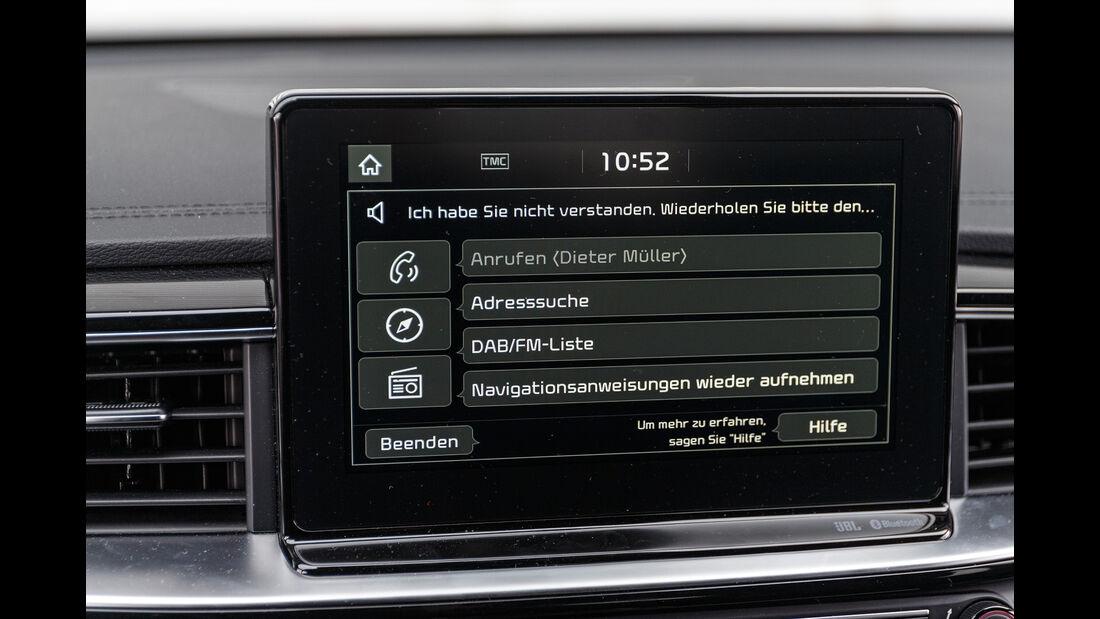 Kia Ceed 1.4 T-GDI DCT7, Interieur