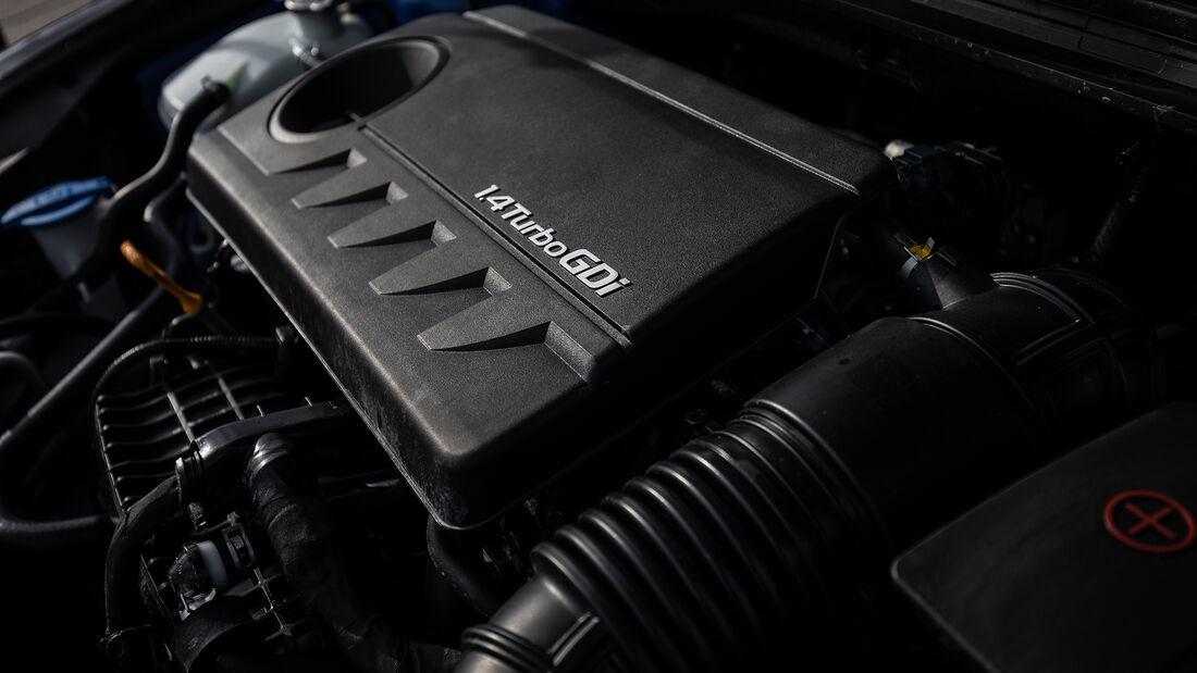 Kia Ceed 1.4 T-GDI GT Line, Exterieur