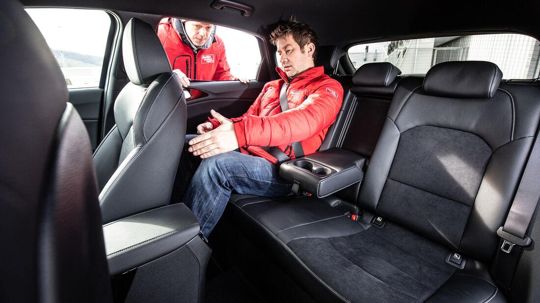 Kia Ceed 1.4 T-GDI GT Line, Interieur