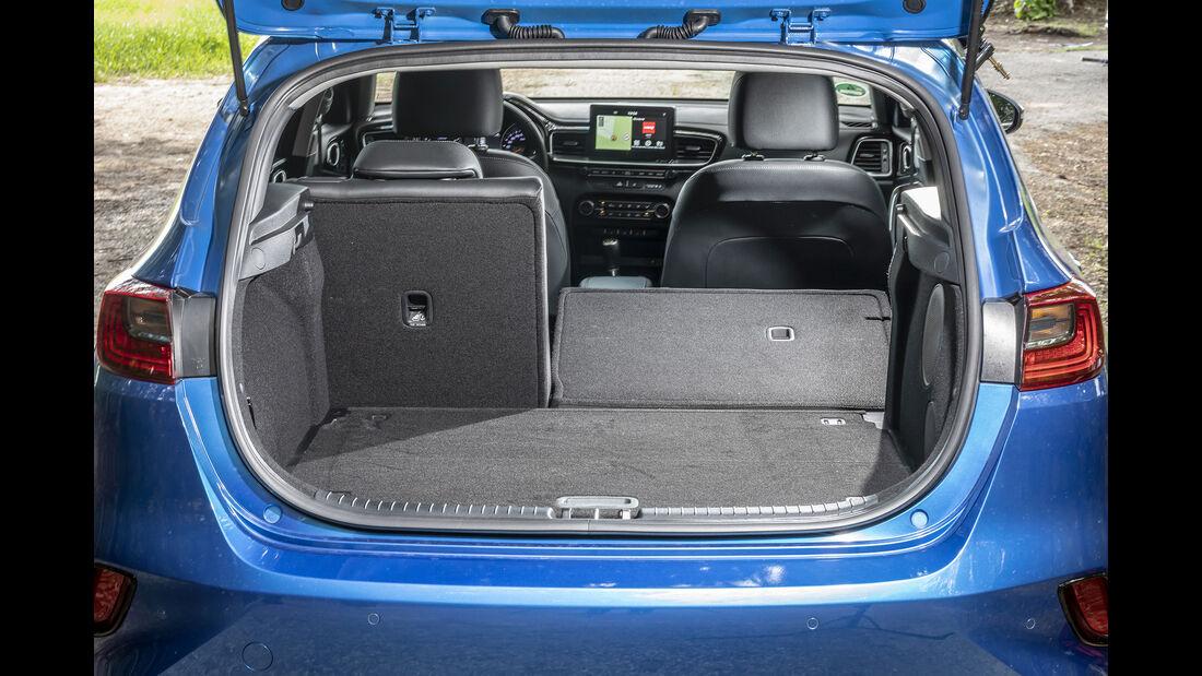 Kia Ceed 1.4 T-GDI, Interieur