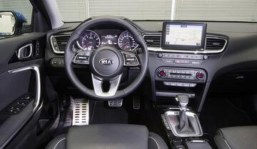 Kia Ceed 2018 Cockpit