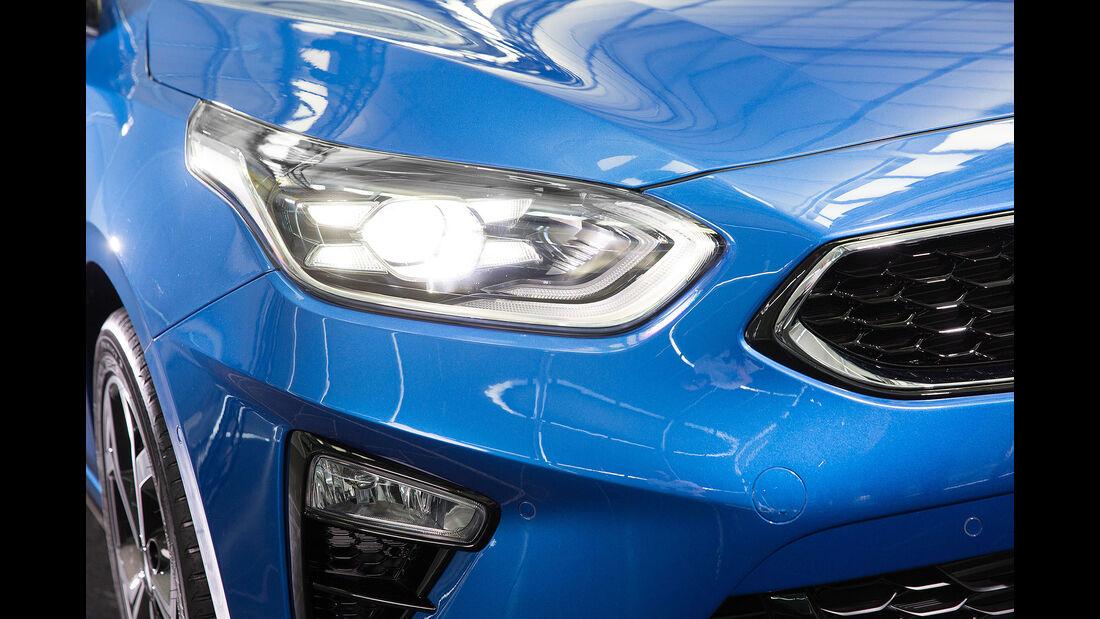 Kia Ceed 2018 LED-Scheinwerfer