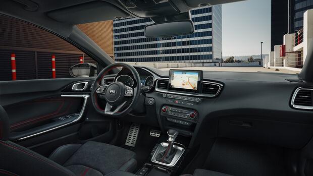 Kia Ceed GT (2019)