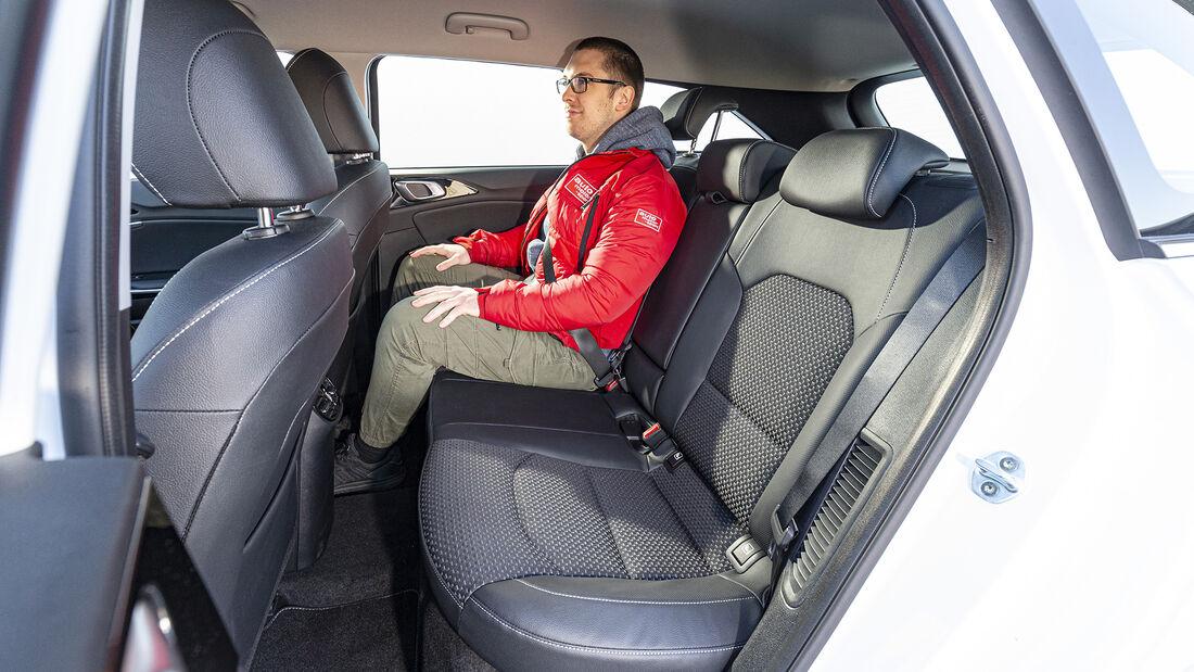 Kia Ceed SW Plug-in Hybrid, Interieur