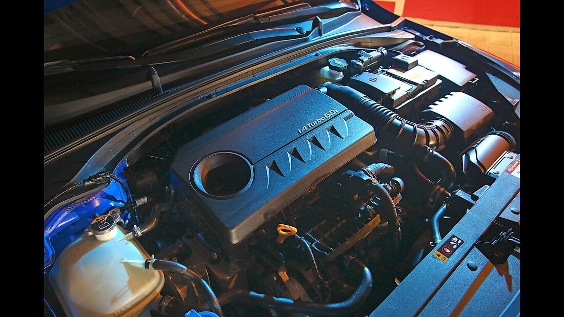 Kia Ceed Sportswagon 1.4 T-GDI, Motor