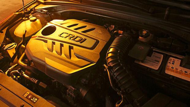 Kia Ceed Sportswagon 1.6 CRDi, Motor