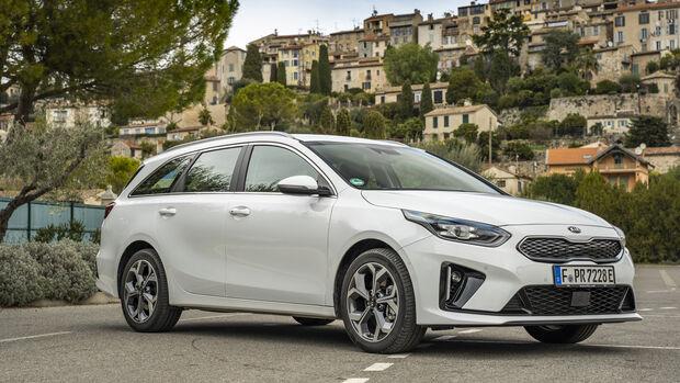 Kia Ceed Sportswagon 1.6 GDI Plug-in Hybrid, Exterieur