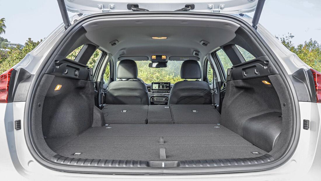 Kia Ceed Sportswagon 1.6 GDI Plug-in Hybrid, Interieur