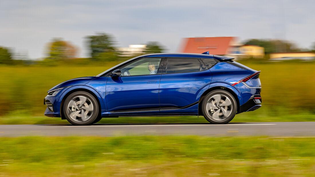 Kia EV6 77,4 kWh RWD