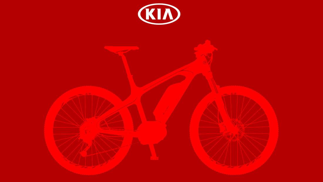 Kia Fahrrad