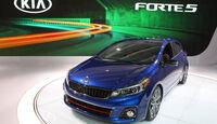 Kia Forte5 - Kompaktklasse - Detroit Motor Show 2016