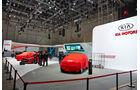 Kia, Genfer Autosalon, Messe 2014